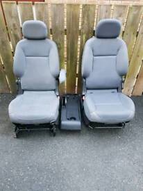 Berlingo / Partner seats