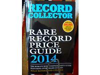 Record Collector Rare Record Price Guide 2014