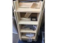 Wooden Laft ladder