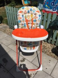 Cosatto Supa Noodle Highchair