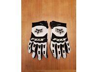 Genuine Fox Racing MTB Downhill Gloves