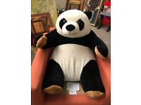 Large Panda Teddy