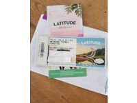 LATITUDE FESTIVAL TICKETS NOW SOLD