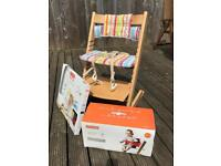 Stokke Tripp Trapp Chair and accessories