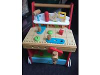 Early learning centre wooden walker