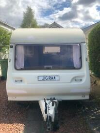 Caravan custom Avondale 2 berths
