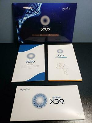 Lifewave X39 - 30 Patches - New! Elevate, Activate, Regenerate! Exp 4/2021!