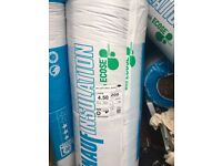 100mm, 150mm & 200mm knauf loft insulation