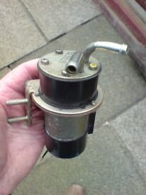 NORTON F1 FUEL PUMP