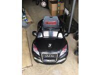 Kids Audi TT battery ride on car