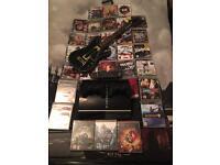 PS3 80GB + 30 Games bundle