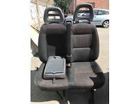 Citreon Relay Van Passenger Seats