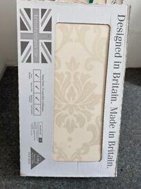 8 pack Statement Cream Damask Decor Wall Tiles - 298x498mm
