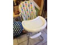 Highchair like new