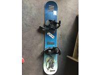 NeverSummer Snowboard For sale