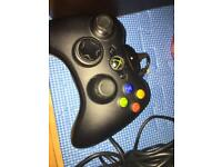 Xbox 360 wireless Controller with cable