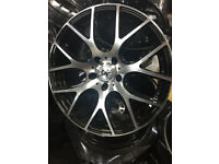 """BRAND NEW alloy wheels 18"""" inch VW Volkswagen Amarok Touareg alloys wheel Transporter T5 T6"""