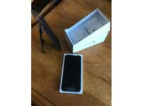 iPhone 6 64GB - Space grey with leather case both in excellent condition. Locked to EE