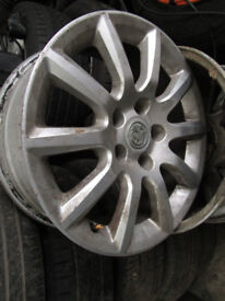 VAUXHALL ASTRA H DESIGN ALLOY FOR SALE BARGAIN!!!