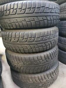Winter tires kumho 195/65r15