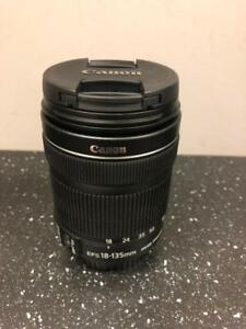 Canon EF-S (18-135mm) f/3.5-5.6 IS STM - 67mm - Camera Zoom Lens