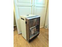 Calor gas heater superser