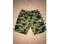 Men's Bape shorts Medium