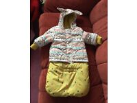 Baby jacket/suit 0-3 months
