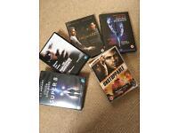 Thriller DVD's