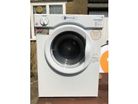 White knight 3 kg tumbler dryer