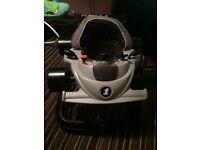 Formula 1 car walker