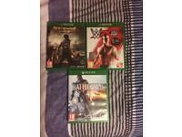 Deadrising 3, WWE 2K15 and Battlefield 4