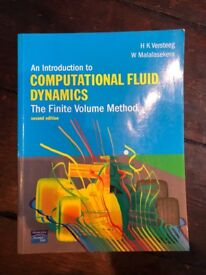 CFD A Finite Volume Method Book