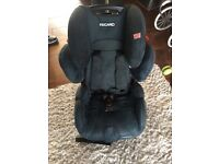 Recaro young sport car seat
