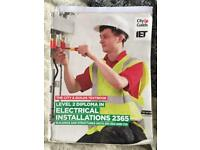Level 2 electrical installation book and onsite guide
