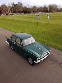 1963 triumph vitesse a real gem