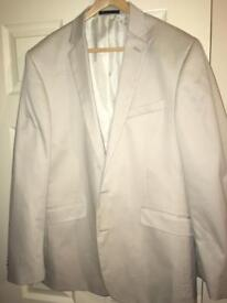 Kenneth Cole Reaction Suit Jacket in stone