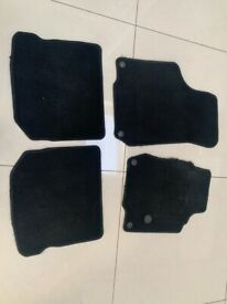 Genuine VW Golf Mk4 floor mats