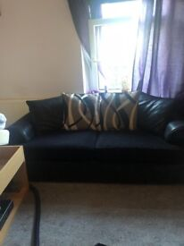 Large 2 seater + 1 small 2 seater