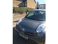A very nice, low mileage 67,000 2005 Nissan Micra car
