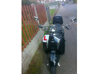 125cc retro scooter for sale £550 or swap