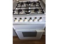 New world gas cooker free standing