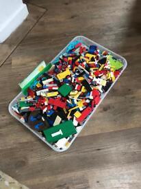 HUGE 10kg Mixed Lego Brick Bundle
