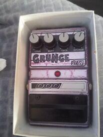 DOD Grunge pedal