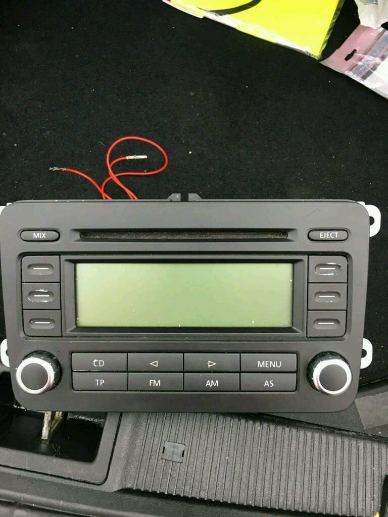 car radio and cd playerin Iver, BuckinghamshireGumtree - car radio with cd player; good condition; collection only