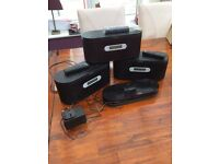 Sony S.AIR Wireless Speaker System with IPod/IPhone docking station