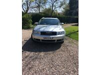 Audi 1.9TDi Avant Quattro MOT April 2019, good reliable car with towbar