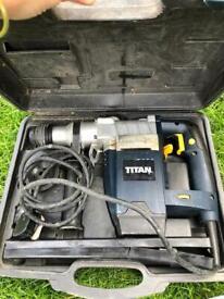 TITAN SDS PLUS DRILL SF26S6