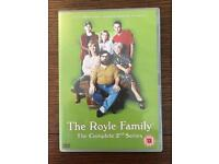 The Royle Family DVD 2nd Series