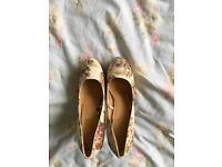 Size 6 summer heels